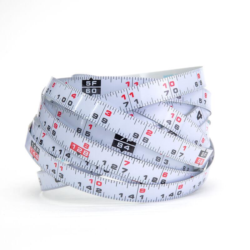 12' Self-Adhesive Measuring Tape, , hi-res
