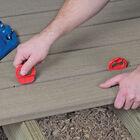 """Deck Jig™ 1/4"""" Spacer Rings, , hi-res"""