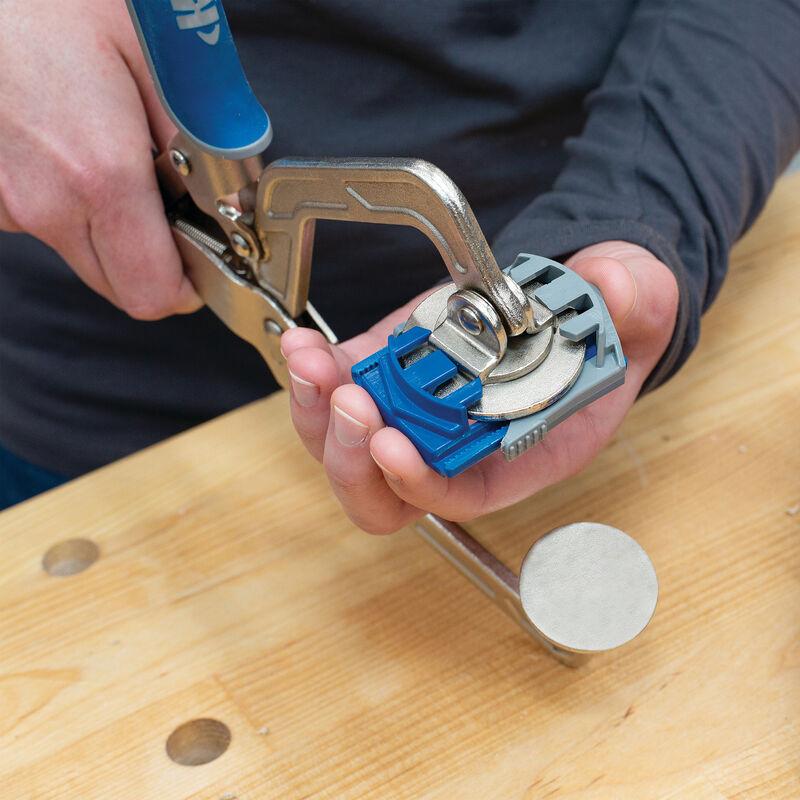 Kreg® Pocket-Hole Jig Universal Clamp Adapter, , hi-res