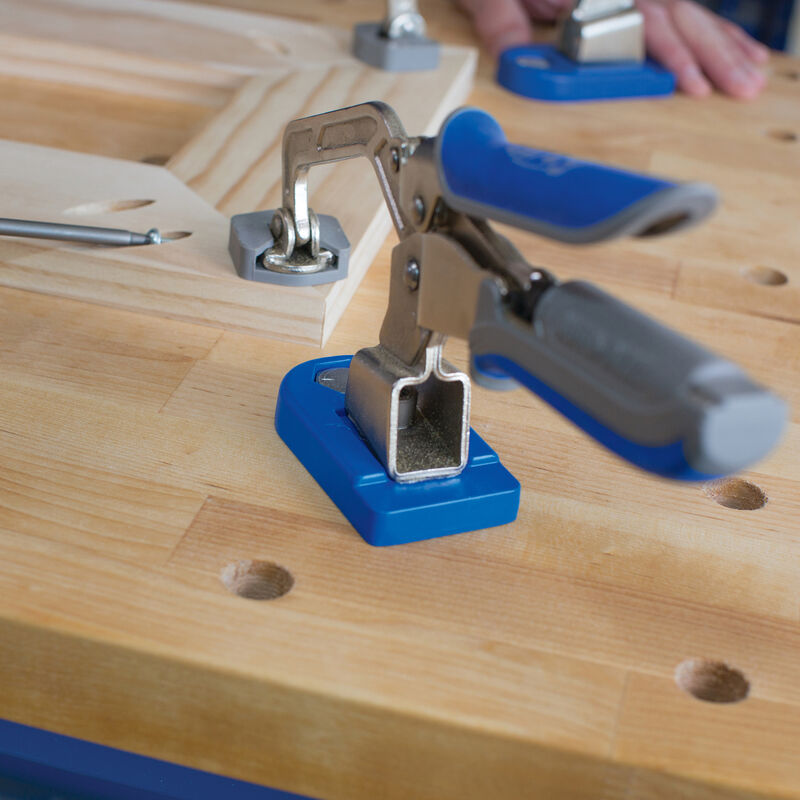 Bench Clamp with Bench Clamp Base, , hi-res