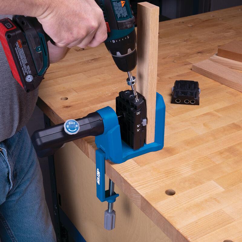 Kreg Micro-Pocket™ Drill Guide Kit 530, , hi-res