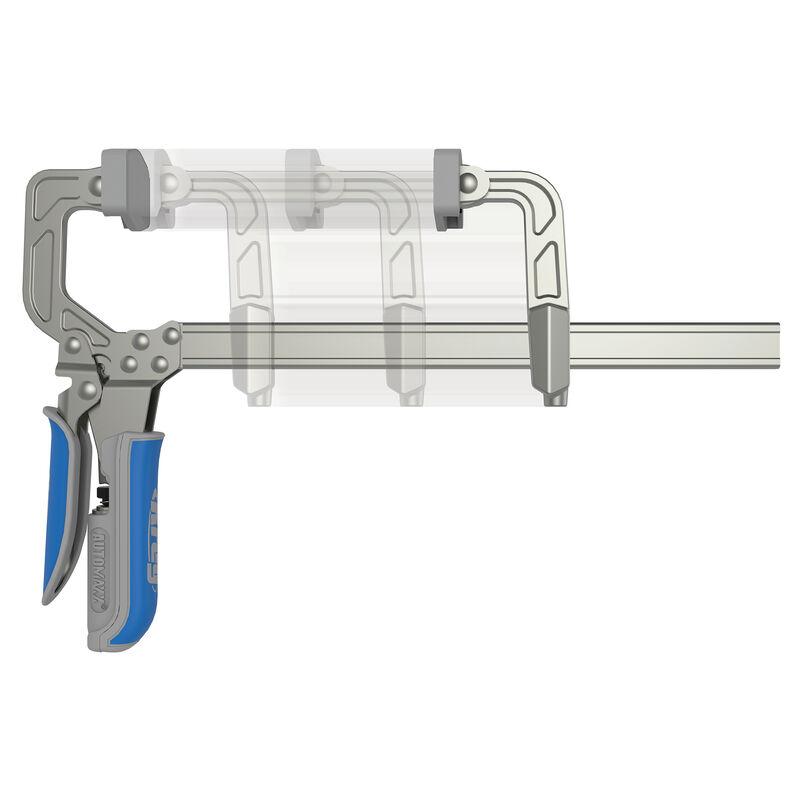 """Auto-Adjust Bar Clamp - 8"""", , hi-res"""