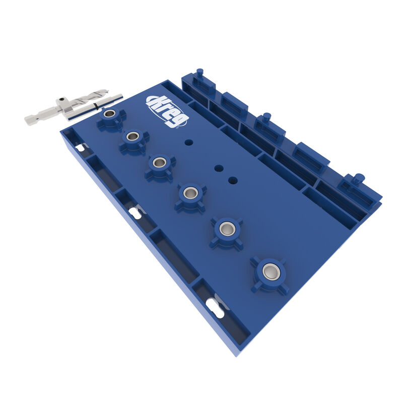Shelf Pin Jig with 5mm Bit, , hi-res