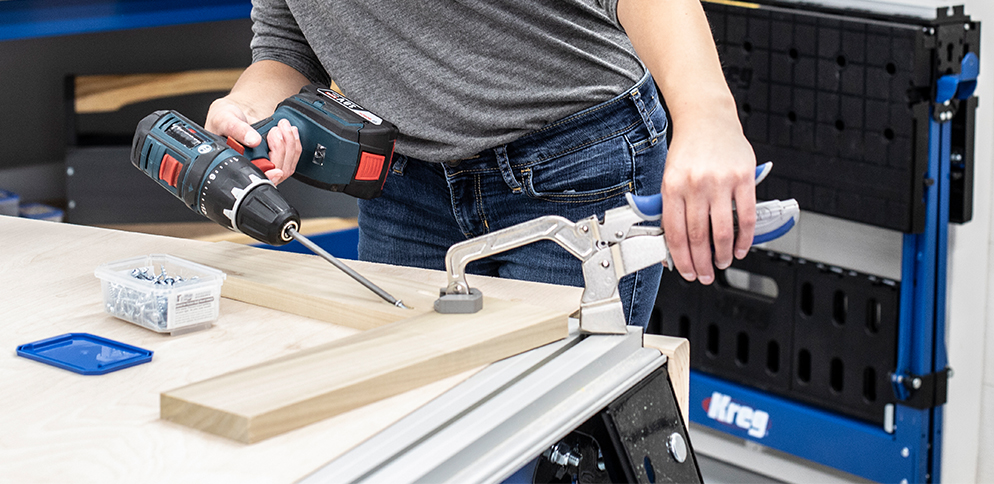 Simplify project building with clamps
