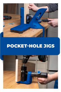 Pocket-Hole Jigs