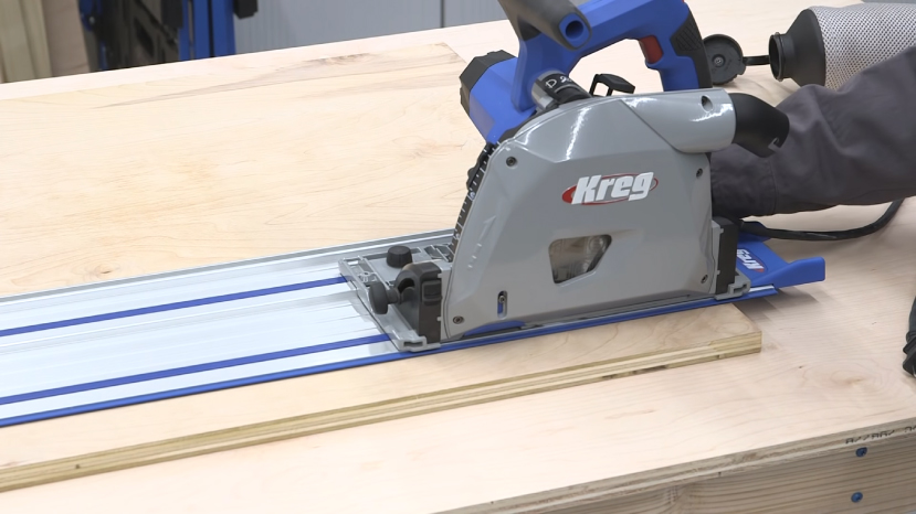 Get to know the Adaptive Cutting System Plunge Saw