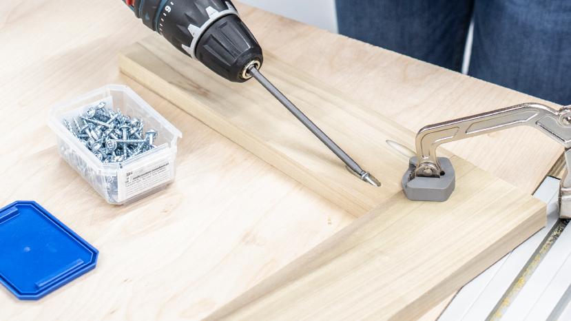Your projects demand Kreg® Pocket-Hole Screws