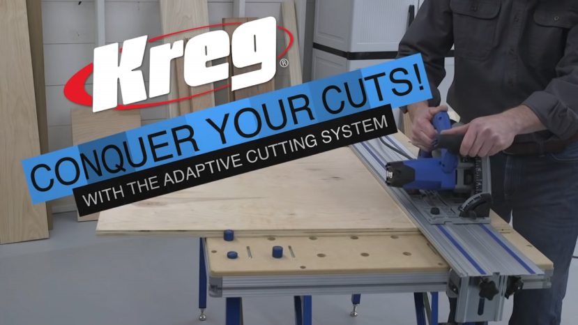 The Adaptive Cutting System Master Kit makes precision cutting easy