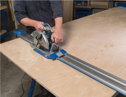 Find a Kreg Guided Cutting Solution for Your Projects