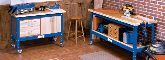 Customize Your Universal Bench