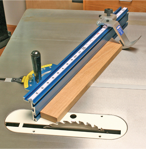 Table Saw Cutting