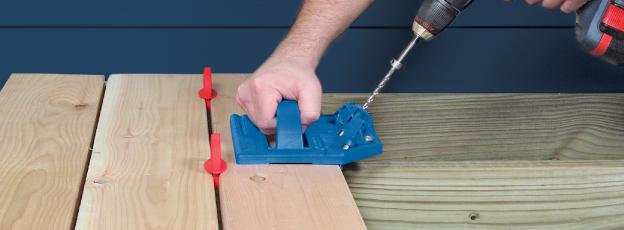 The Kreg Deck Advantage