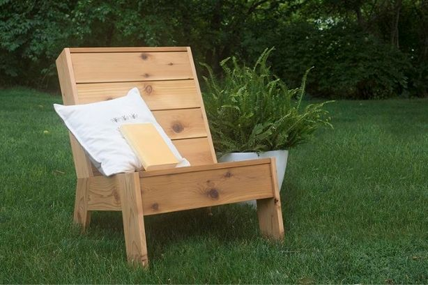 Outdoor Lounge Chair