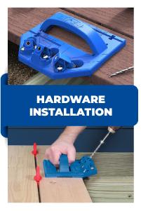 Hardware Installation Tools